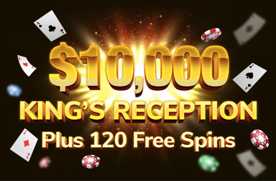 Kings Chance Casino bonus