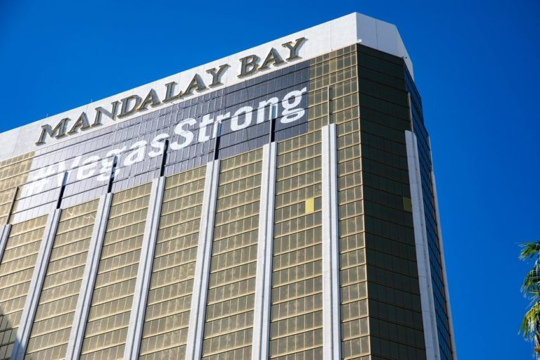 MGM Resorts to Honor 'Victims and Heroes' of Las Vegas Mass Shooting With Memorial