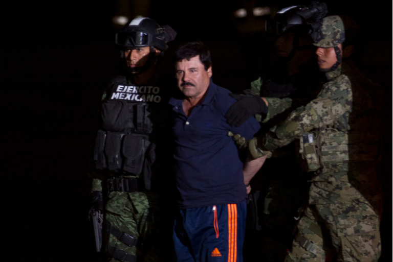 US Citizen Who Washed Money via a Guatemala Casino Pleads Guilty to Aiding El Chapo-Linked Cartels